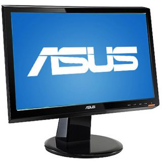 ASUS VH 197D 18.5 Widescreen LED LCD Monitor