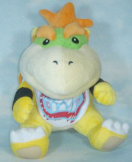 Newly listed new super mario bros bowser 7 soft plush toy doll cute