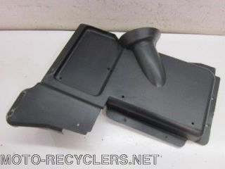 07 rhino 660 gas tank plastic cover 5 one day