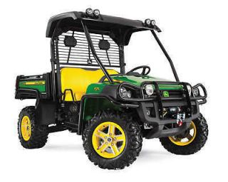 NEW John Deere 825i XUV Gator, lights and sounds,opening tailgate, 1