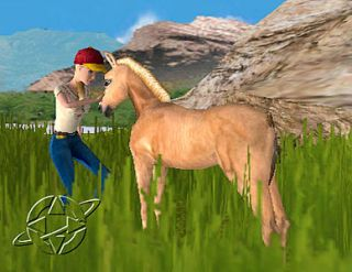Barbie Horse Adventures Wild Horse Rescue Sony PlayStation 2, 2003