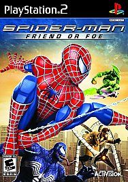 Spider Man Friend or Foe Sony PlayStation 2, 2007