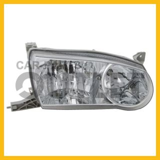 2001 2002 Toyota Corolla Headlight Assembly CE Le R H