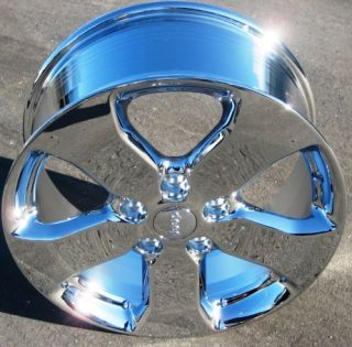 2011 12 18 Factory Jeep Grand Cherokee Chrome Wheels Rims Wrangler