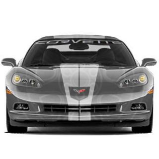 2012 Chevrolet Corvette Z06 Full Length Racing Stripes by GM 22800491