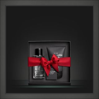 Abercrombie Fitch Fierce Gift Set Cologne 1 7oz HAIR AND BODY WASH 4