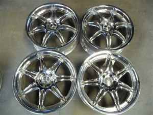 Aftermarket 20 Chrome Rims Wheels for Mercedes s Class