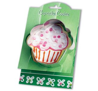 New Ann Clark Tin Cup Cake Cupcake Cookie Cutter Recipe
