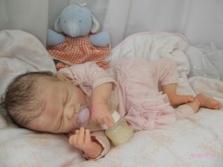 Reborn Newborn Baby Girl Doll Layaway Available