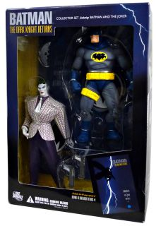 BATMAN DARK KNIGHT RETURNS   Collector Set BATMAN & JOKER Figures DC