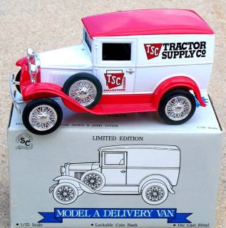 Spec Cast TSC 4 Collectors Corner Tractor Supply Co Ford Truck Liberty