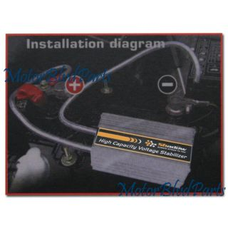 Universal Voltage Stabilizer Chevy Chevrolet Ford GMC