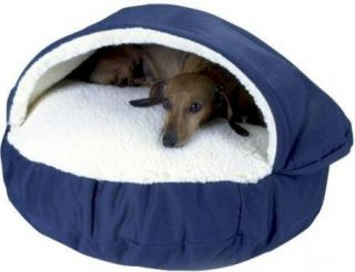 Covered Dog Cat Nesting Pet Bed Small Large Extra Large XL New