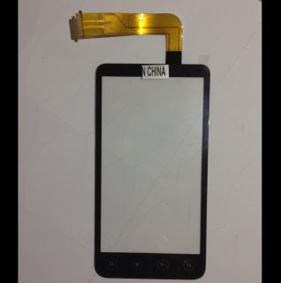 New HTC Evo 3D Touch Screen Glass Digitizer Replacement Lens