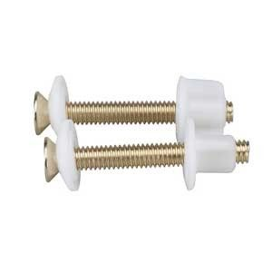 Moen Toilet Seat Hinge Bolts for Oak Seats Made of Brass M5677 Repair