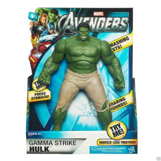 Gamma Green Incredible Hulk 10 inch Action Figure Marvel
