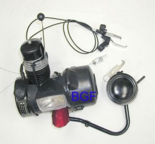Motorized Bicycle Kit Gas Engine Front Friction 49cc FF49
