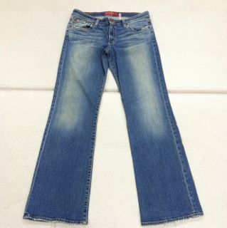 Big Star Distressed Boot Cut Jeans from Buckle 32x32 EUC