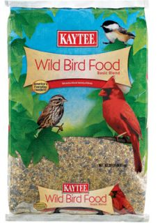 Kaytee 100033637 20 lb Bag Wild Bird Seed Food