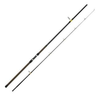 NEW 110 HURRICANE BLACK BEAUTY 2 SPINNING FISHING FIBERGLASS SURF ROD