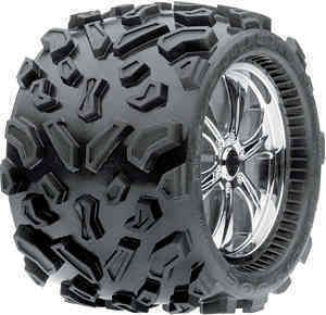 Series Velocity Wheels with Big Joe Truck Tires T Maxx Losi HPI