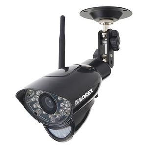 LOREX DIGITAL WIRELESS HOME SECURITY VIDEO MONITORING CAMERA + NIGHT