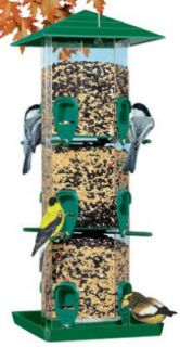 541753 Perky Pet 3221 8lb Grandview Seed Bird Feeder