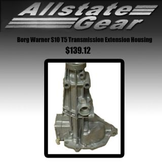 Borg Warner S10 T5 Transmission Extension Housing