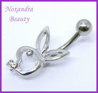 316L Steel Navel Belly Ring Body Piercing Jewelry BR5000