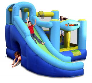Inflatable Bounce House Ultimate Combo Bouncer