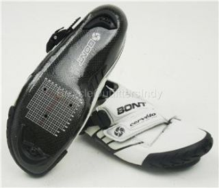 Bont Cervelo Test Team CTT 1 Road Cycling Shoes   White   NEW
