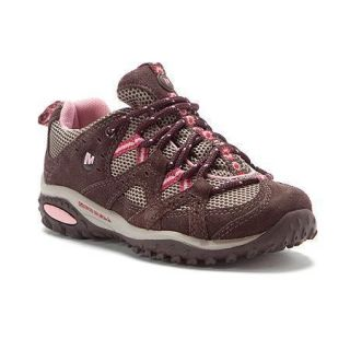 Merrell Cami Sport Toggle Kids shoes Bracken brown Pink Girls Youth 11