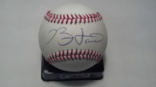 Brandon Laird Signed Autograph Auto Baseball Houston Astros w COA