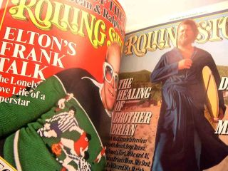 Classic Portrait Rolling Stone Mag Covers 20th Anniversary Edition