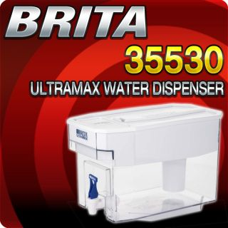 Brita Ultramax Filtered 18 Cup Water Dispenser 35530