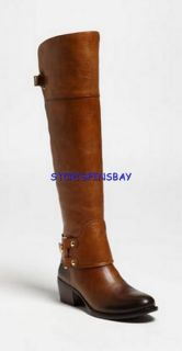 Vince Camuto Brooklee Over The Knee Boots 5 5 New Retail $249 Leather
