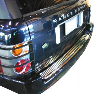 URO Bumper Cover Bumper Cover Stainless Rear for Land Rover BC RRR03