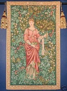 Pomona Tapestry Wall Hanging William Morris Burne Jones