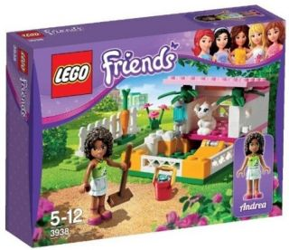 Andreas Bunny House Lego 3938 Lego Friends