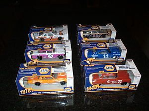 Cale Yarborough Napa 50th Anniversary 24th Scale Diecast in The Box