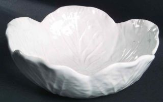 pinheiro pattern cabbage white piece soup bowl size 7 inches size