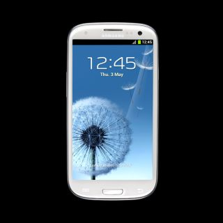 Refurbished Samsung Galaxy s III 4G I747 White at T Unlocked GSM Phone