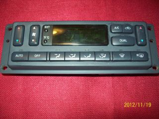 Ford Explorer Mercury Mountaineer heater ac a c climate control 02 03