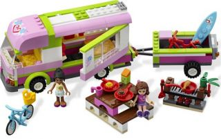 LEGO Friends 3184 Adventure Camper NEW IN BOX ~~
