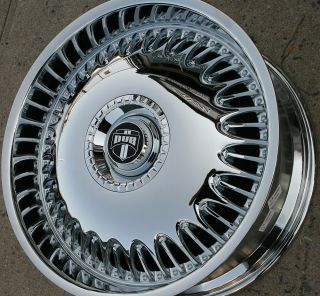 Dub Billionaire 22 Chrome Rims Wheels Lincoln Town Car 93 02 22 x 9 0