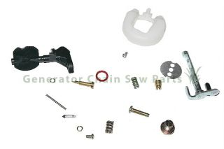Motor Lawn Mower Carb Carburetor Repair Rebuild Kit Parts