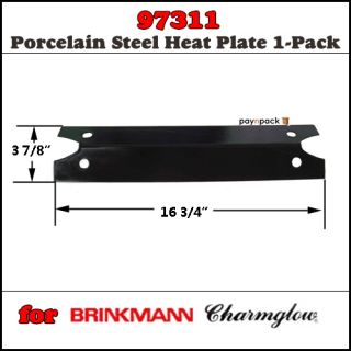 PayandPack Charmglow BBQ Gas Grill 60071000 Heat Plate Shield MCM MBP