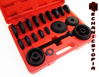 FWD Front Wheel Bearing Removal Adapter Puller Tool Kit