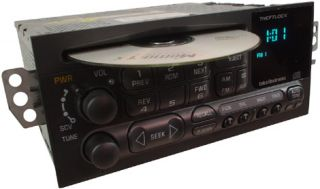 1997   1999 CHEVROLET VENTURE VAN MODEL ORIGINAL STEREO CD DISC PLAYER