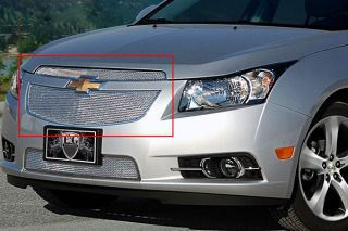 11 13 Chevy Cruze Billet Grill Stainless Steel Super Car Grille by E G